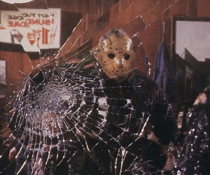 horror, vintage, and mask image