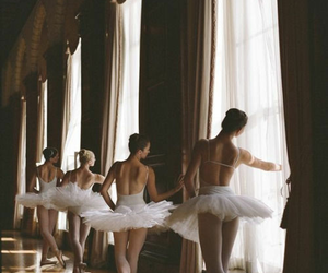ballet, dance, and exercise image