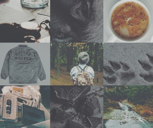 aesthetic, harry potter, and moodboard image