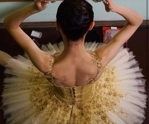 ballerina, beautiful, and photography image