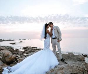 sascha, paola maria, and wedding image