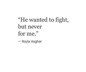 fight, quotes, and love image