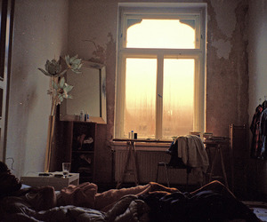 room, vintage, and grunge image