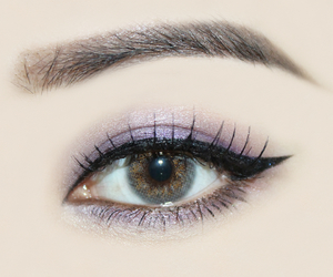 eyes, rina, and make up image