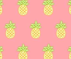 patterns, tumblr, and pineapples image