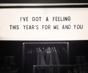 love, quotes, and new year image