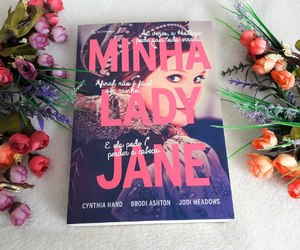 book, livro, and my lady jane image