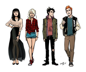 Archie, art, and fanart image