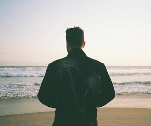 beach, tumblr, and the weeknd image