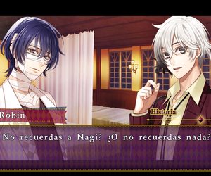 lovers, nagi, and otome games image