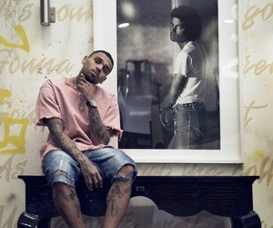 chris brown, legend+, and mj image