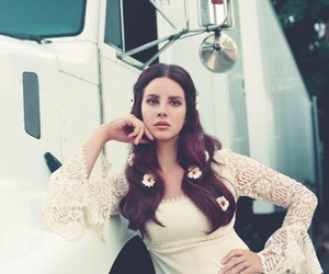 lana del rey, lust for life, and music image