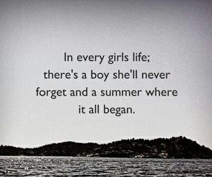 saying, summer time, and quotes image