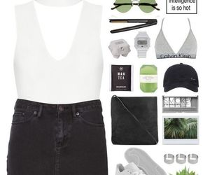 clothers, fashion, and green image