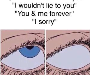 boyfriend, promises, and heartbroken image