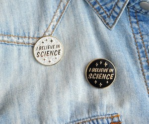 pin, science, and enamel pin image