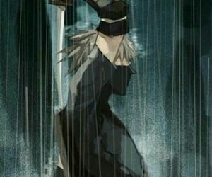 naruto, kakashi, and kakashi hatake image
