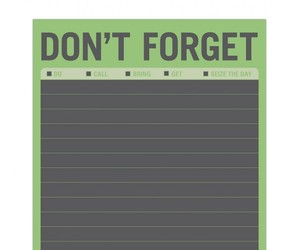 planner, reminder, and don't forget image