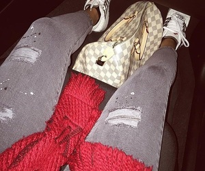 LV and shoes image