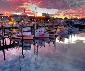 california, dusk, and favorites image