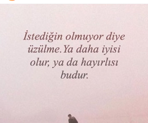 quotes, Turkish, and turkce image