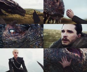 game of thrones, dany, and daenerys targaryen image
