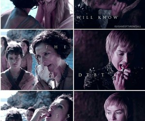 game of thrones and cersei image