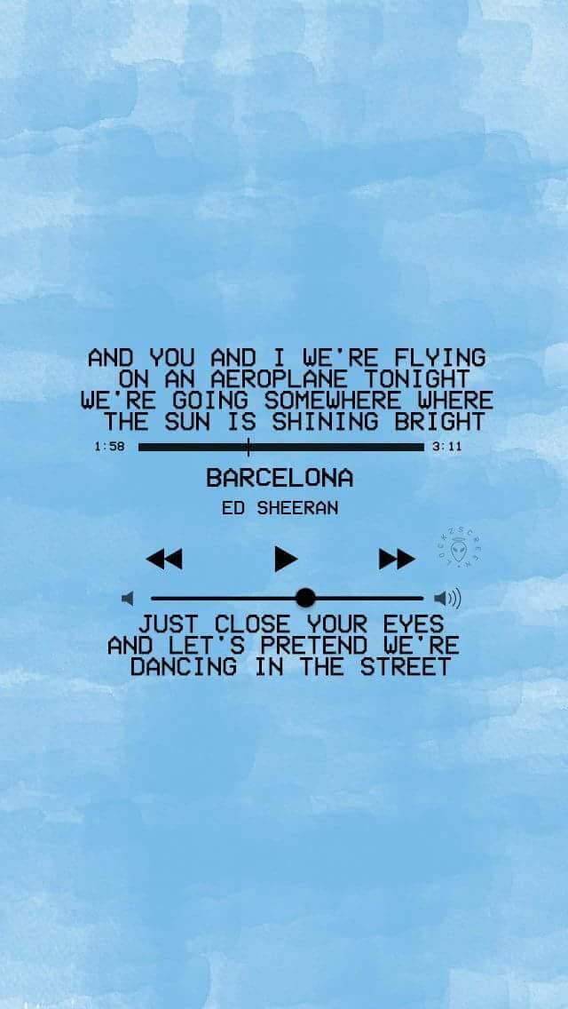 Barcelona, blue, and divide image