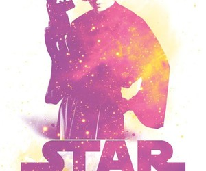 fandom, poster, and star wars image