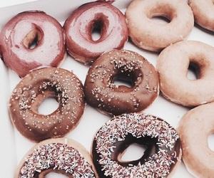 donuts, variety, and Yum! image
