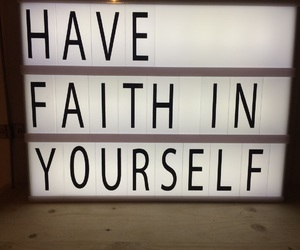 believe, equality, and faith image