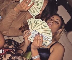 money, luxury, and baddie image