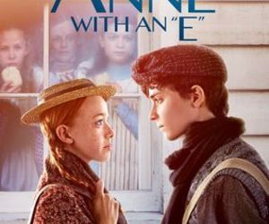 anne with an e, anne shirley, and netflix image