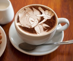 amazing, cappuccino, and cup image