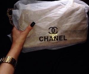 chanel, luxury, and bag image