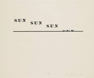 art, quotes, and sun image