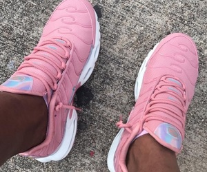 pink, shoes, and nike image
