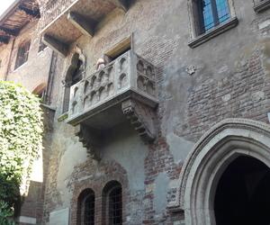 balcony, girl, and family image