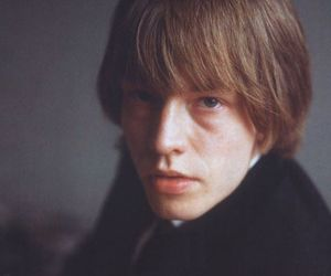 Brian Jones, handsome, and heart image