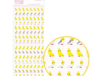 cute stationery, animal stickers cute, and cartoonstickers image