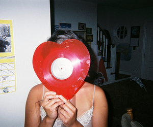 disposable, girl, and hipster image