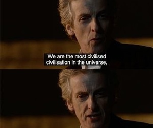 doctor who, capaldi, and equality image