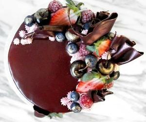 chocolate, delicioso, and dulce image
