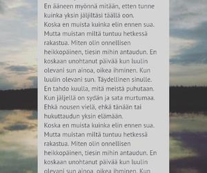 finnish, suomi, and sanat image