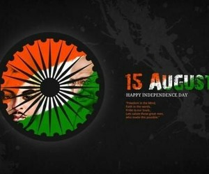 independence day, india, and proud image