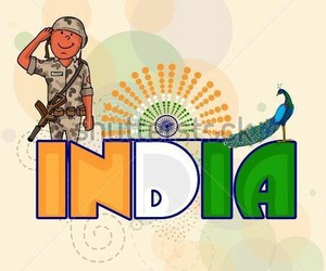 india, proud, and happy independence day image