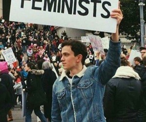 feminist, feminism, and woman image