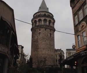 turkey, istanbul, and tower image