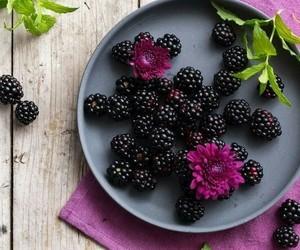 comida, miras, and delicioso image