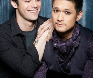 couple, alec lightwood, and maleç image